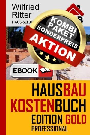 Die wichtigsten Hausbau-eBooks im Kombipaket zum Sonderpreis