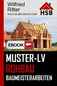 eBook Muster-LV Rohbau