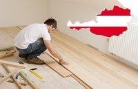 Fussboden verlegen lassen in Österreich