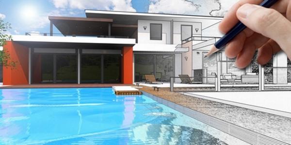 Haus entwerfen