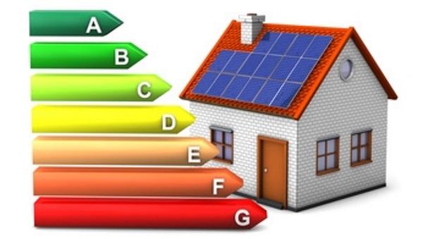 Haus verputzen nach Energiestandard