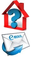 Hausbau Fragen E-Mail-Service