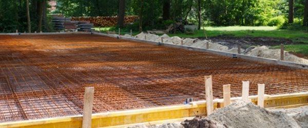 Baukosten für Bodenplatte