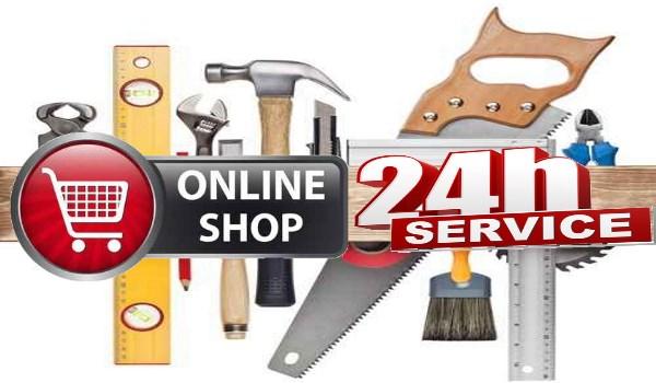 Werkzeug für jede Bauetappe kaufen