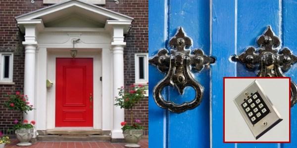 Haustüren einbauen  Haustür einbauen: Alle Kosten, Daten und Fakten