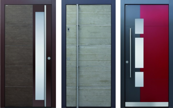 Exklusive Haustüren einbauen