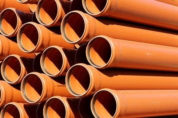 Kunststoff-Kanalrohre