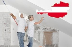 Malerarbeiten in Österreich von Fachleuten machen lassen