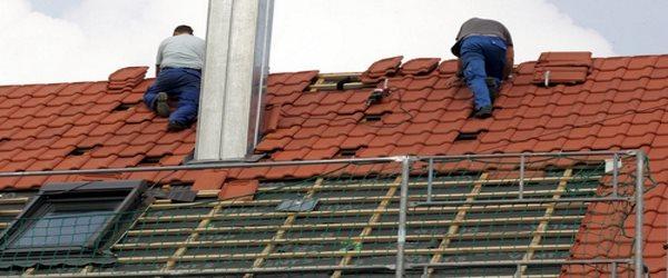 Rohbau inklusive Dach