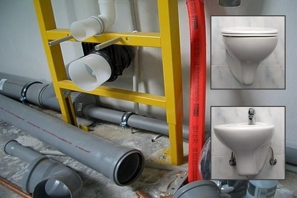 Sanitär-Installation